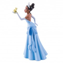Figura Princesa Tiana Disney rana