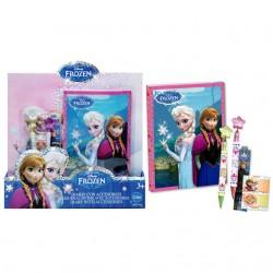 Diario Frozen Disney accesorios