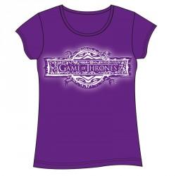 Camiseta Game of Thrones adulto