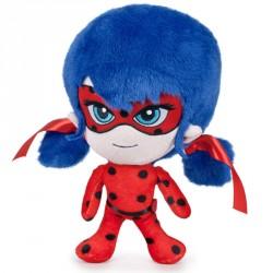 Peluche Prodigiosa Ladybug soft 19cm
