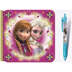 Set escritura Frozen Disney