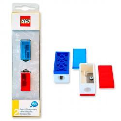 Pack 2 sacapuntas Lego