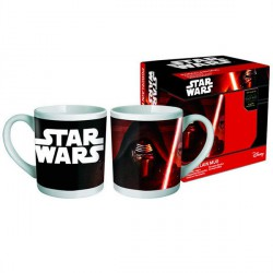 Taza Star Wars Episodio VII Kylo Ren porcelana