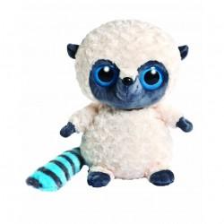 Peluche Bush Baby YooHoo & Friends azul 40,5cm