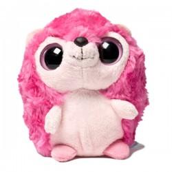 Peluche Hedgies Hedgehog YooHoo & Friends rosa 12,5cm