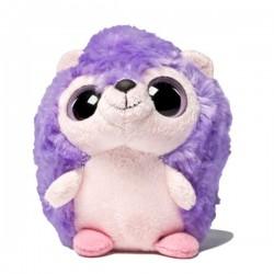 Peluche Hedgies Hedgehog YooHoo & Friends morado 12,5cm