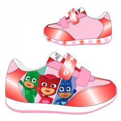 Zapatillas deportivas Pj Masks luz