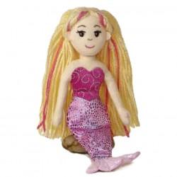 Peluche Sirena Melody Sea Sparkles 26cm