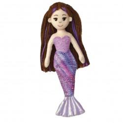 Peluche Sirena Pearl Sea Sparkles 26cm