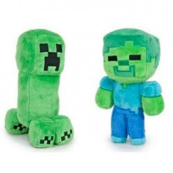 Peluche Minecraft soft 25cm surtido