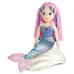 Peluche Sirena Nixie Sea Sparkles 46cm