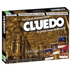 Juego cluedo Madrid