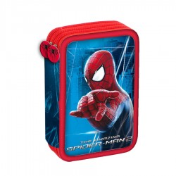 Plumier Spiderman Marvel