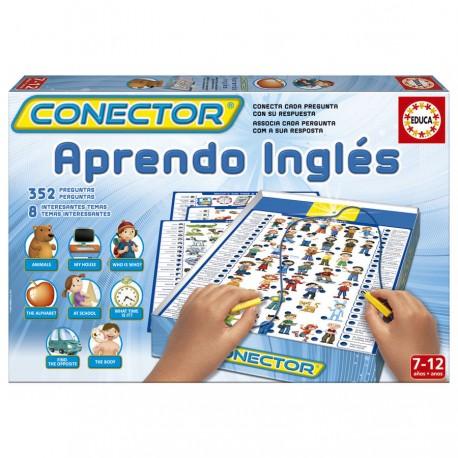 Juego educativo Aprendo Ingles Conector