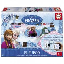 El juego interactivo de Frozen