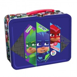 Caja metalica PJ Masks