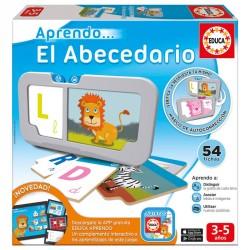 Aprendo el abecedario + APP