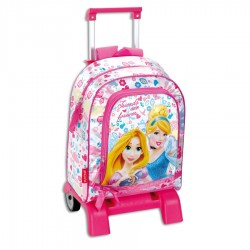 Trolley Princesas Disney Forever 43cm