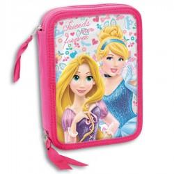 Plumier Princesas Disney Forever doble