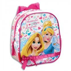 Mochila Princesas Disney Forever 28cm