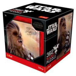 Puzzle nano Star Wars Episodio VII Chewbacca 360pz
