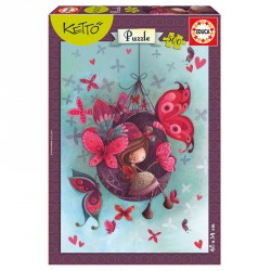 Puzzle Fannie Ketto 500pz