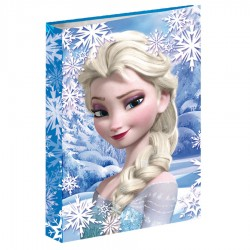 Carpeta Frozen Disney Heart A4 anillas