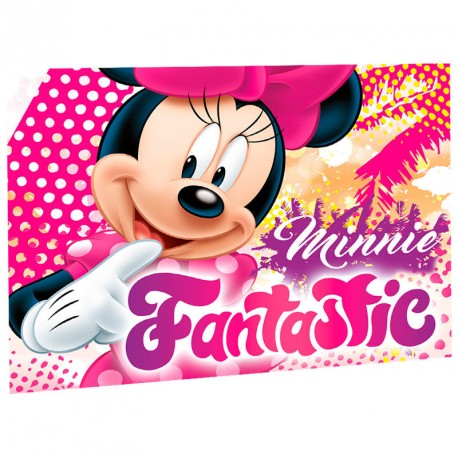 Toalla manos Minnie Disney 40cm