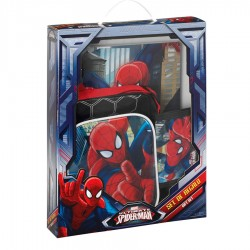 Set regalo Ultimate Spider-Man Marvel