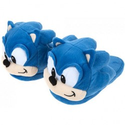 Pantuflas 3D Sonic the Hedgehog
