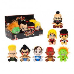 Peluche Street Fighter 15cm surtido