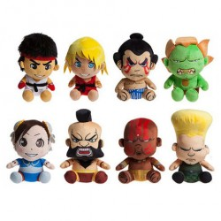 Peluche Street Fighter 25cm surtido
