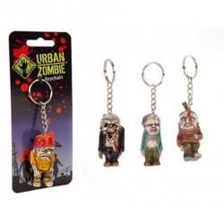 Llavero Urban Zombie 12cm surtido
