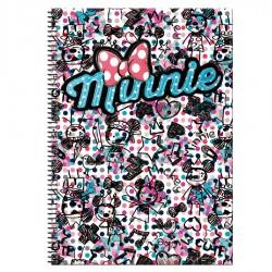 Block Minnie Disney Draw A4 100h