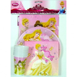 Pack fiesta Princesas Disney