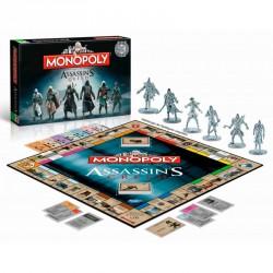 Juego monopoly Assasins Creed