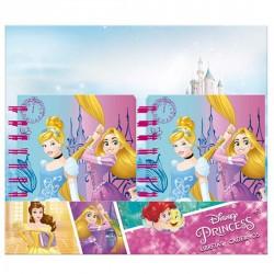 Libreta Princesas Disney 13x10cm