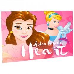 Toalla manos Princesas Disney 40cm
