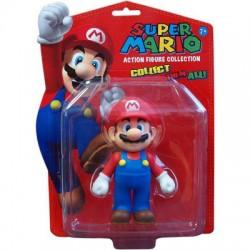 Figura Mario Super Mario Nintendo 12cm