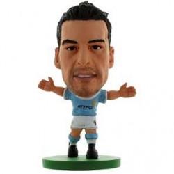 Figura Alvaro Negredo Manchester City SoccerStarz 13/14