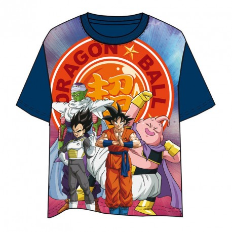 Camiseta Dragon Ball Z marino