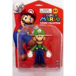 Figura Luigi Super Mario Nintendo 12cm