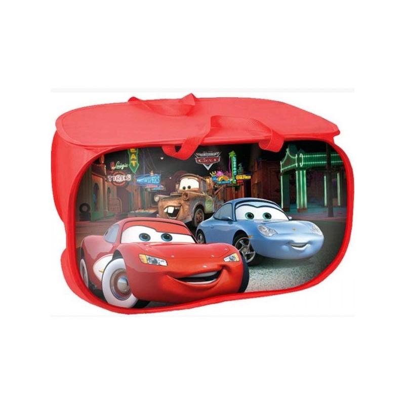 Baul guarda juguetes rayo mcqueen cars disney regalos - Juguetes disney cars ...