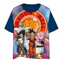 Camiseta Dragon Ball Z marino