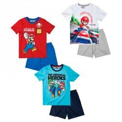 Pijama Mario Bros Nintendo surtido