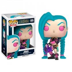 Figura POP! Vinyl League of Legends Jinx