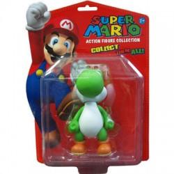 Figura Yoshi Super Mario Nintendo 12cm