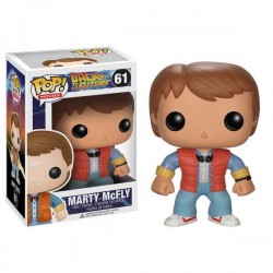 Figura POP Marty McFly Regreso al Futuro