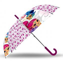 Paraguas automatico Shimmer y Shine 48cm