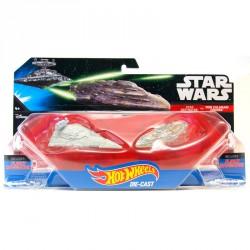 Blister Star Destroyer vs Mon Calamari Cruiser Star Wars Hot Wheels